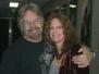 Barbara Payton with Bob Seger