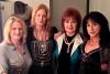 Deanie Richardson, Barbara Payton, Shaun Murphy & Laura Creamer Backstage
