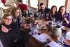 A tough day on the road at Vintners Collective with Ilse Chun