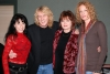 Laura Creamer, Dave Edwards, Shaun Murphy, Barbara Payton at Callahans Music Hall Photo by Steve Galli