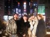 Barbara Payton & The Twisted Brown Trucker Boys in Times Square