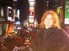 Barbara Payton NYE in NYC performing with Kid Rock