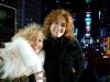 Stefanie Eulinberg and Barbara Payton NYE