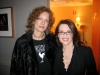 Barbara Payton and Megan Mullally on Conan