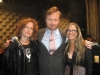 Barbara Payton and Stacy Michelle with Conan O'Brien