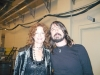 Barbara Payton and Dave Grohl at the Spike TV Video Game Awards