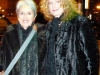 Joan Baez and Barbara Payton at Obamas Inaugural Ball