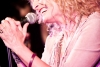Barbara Payton of The Blood Sisters at Mackinac Island Music Festival - Photo by Kate Levy