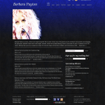 Barbara Payton Launches New Website